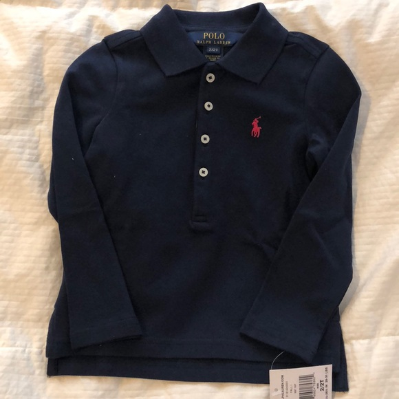 431bf968 Polo by Ralph Lauren Shirts & Tops | Polo Ralph Lauren Toddler Girl ...